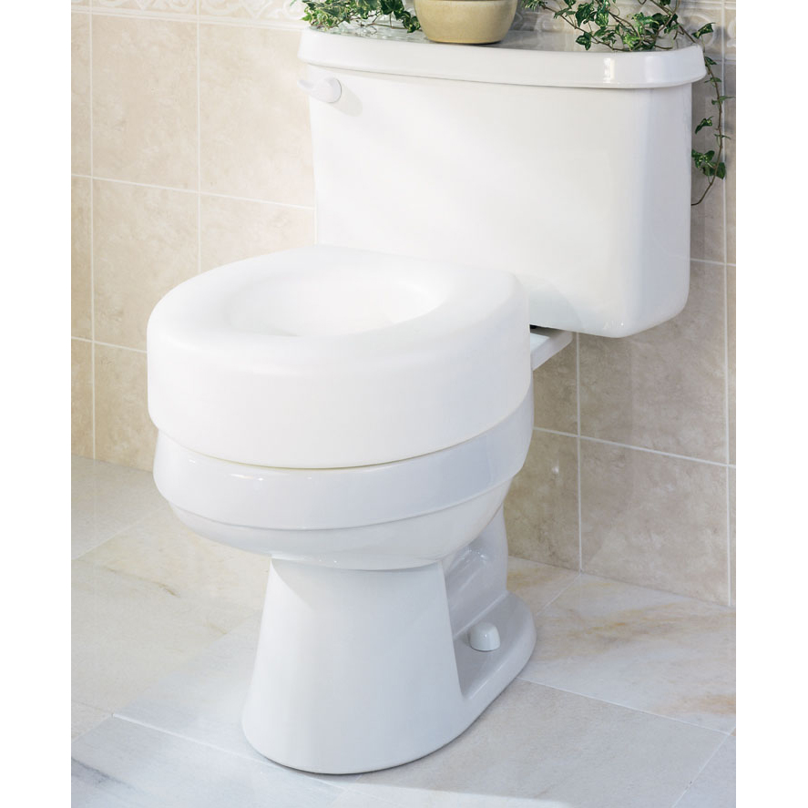 Economy Raised Toilet Seat