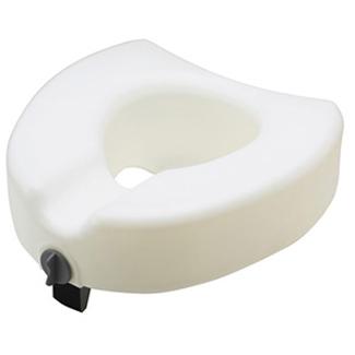 Locking Raised Toilet Seat