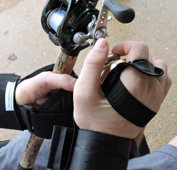 Adaptive Fishing Kit by Handi-Accessories