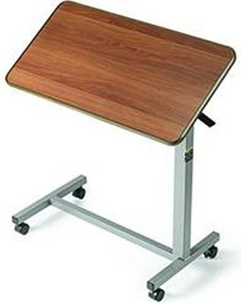 Tilt-Top Overbed Table by Invacare