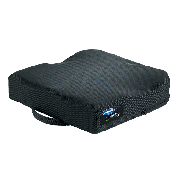 Invacare Matrx Flovair Gentle Contour & Max Contour Wheelchair Cushion