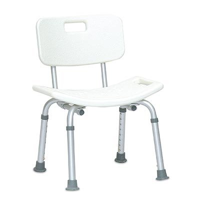 ProBasics Shower Chair with Back