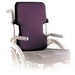 Invacare Curved Back - Pneumatic