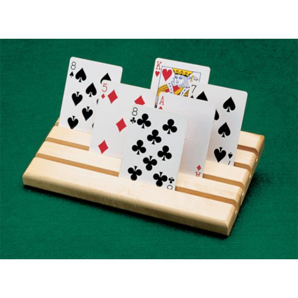 4 Slotted Card Holder