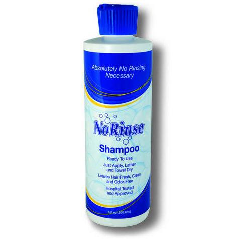 No-Rinse Shampoo (8oz or 16oz)