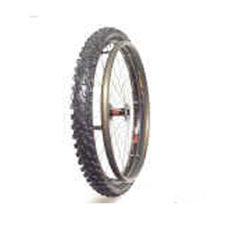 "26 x 2.1"" Off Road Wheelchair Wheels"