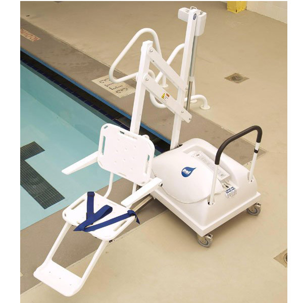 Splash! Extended Reach Pool Lift by S.R. Smith ADA-Compliant