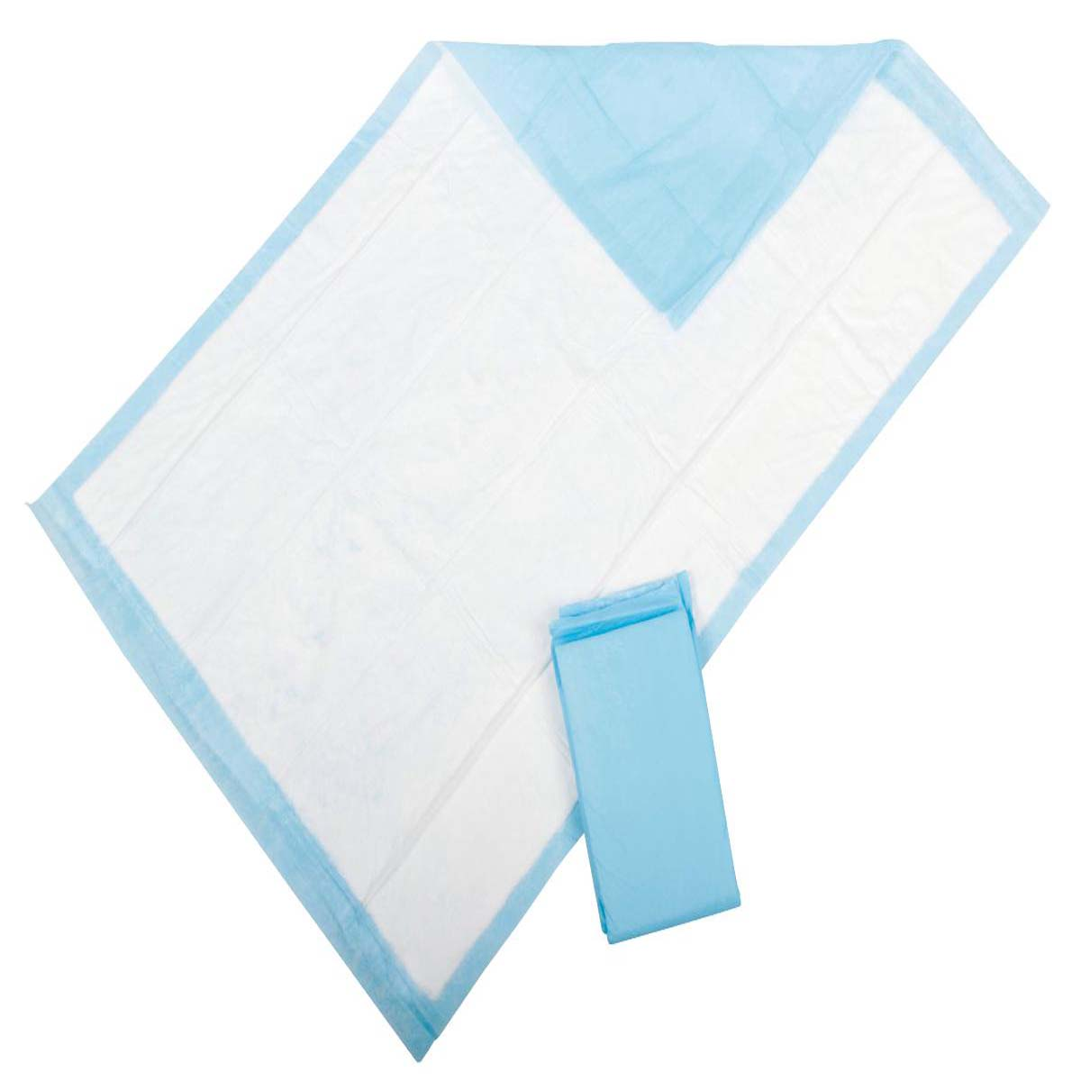 Disposable Underpads Fluff-Filled Disposable Underpads