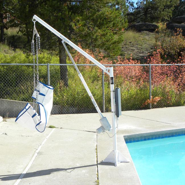 Power EZ 2 Pool Lift by Aqua Creek