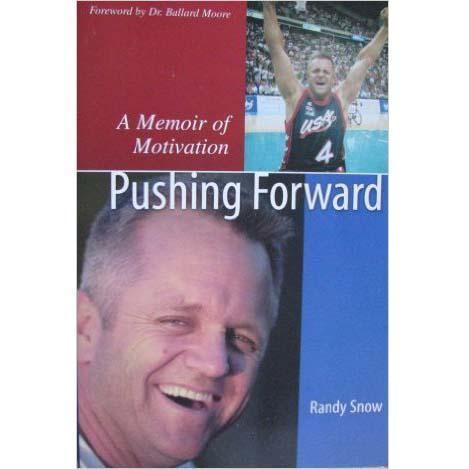 Randy Snow Pushing Forward