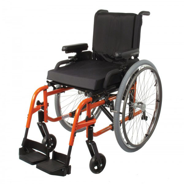 Quickie LX Folding Wheelchair