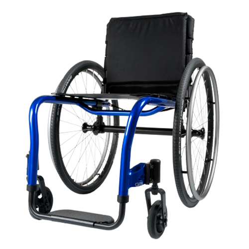 Quickie QRi Wheelchair Review