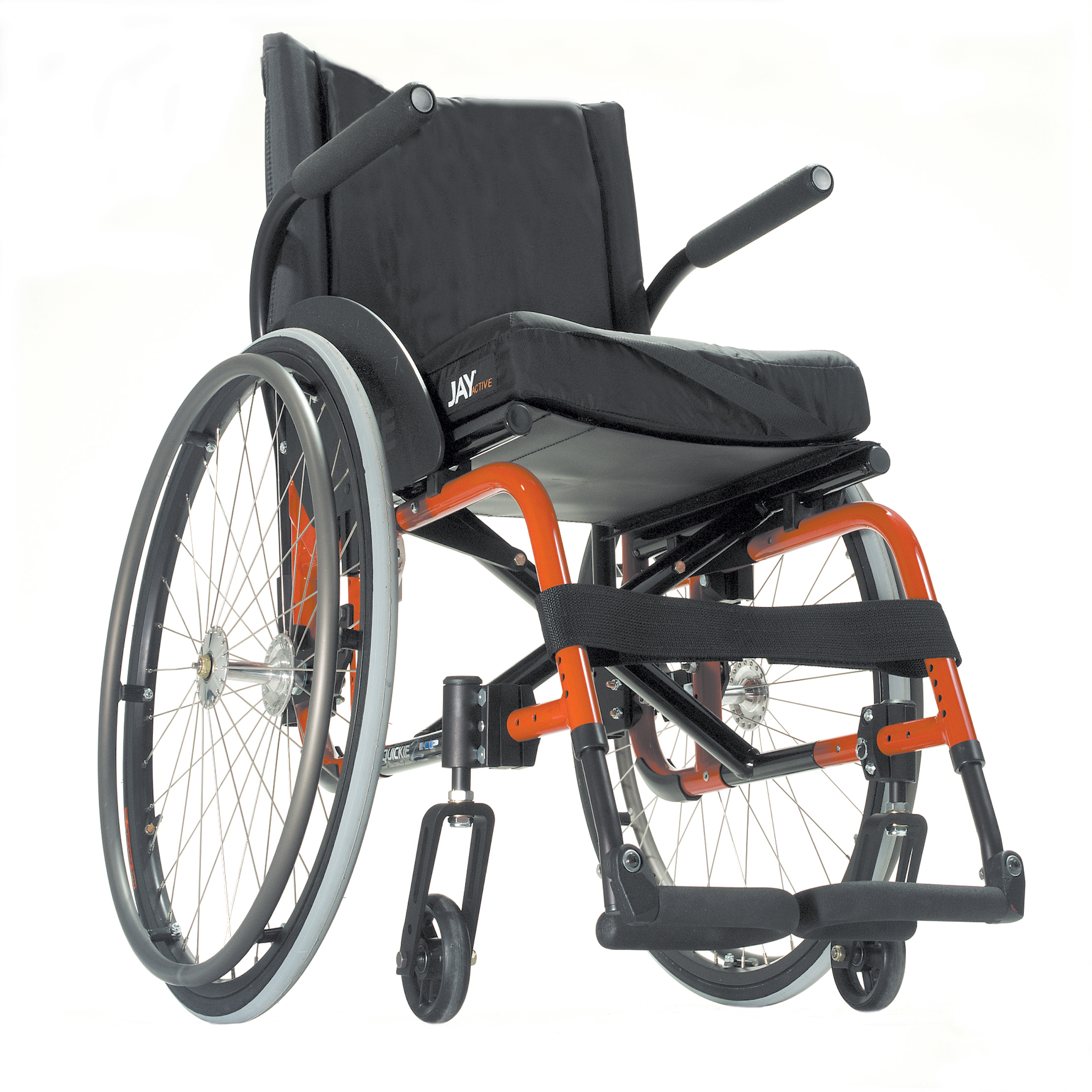 Quickie 2HP Folding Wheelchair