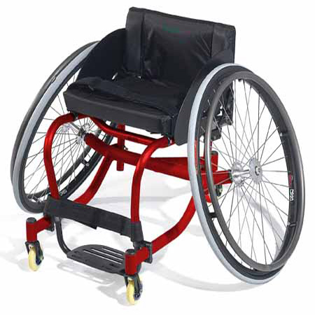 Quickie Match Point Aluminum Tennis Wheelchair Review