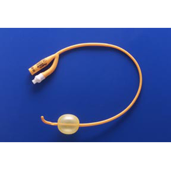 Rusch Pure Gold Foley Catheter 30cc 12Fr - 24Fr