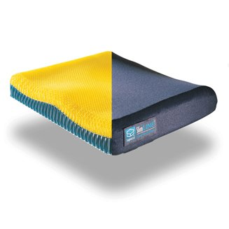 Supracor Stimulite SlimLine Flat Bottom Wheelchair Cushion Cover