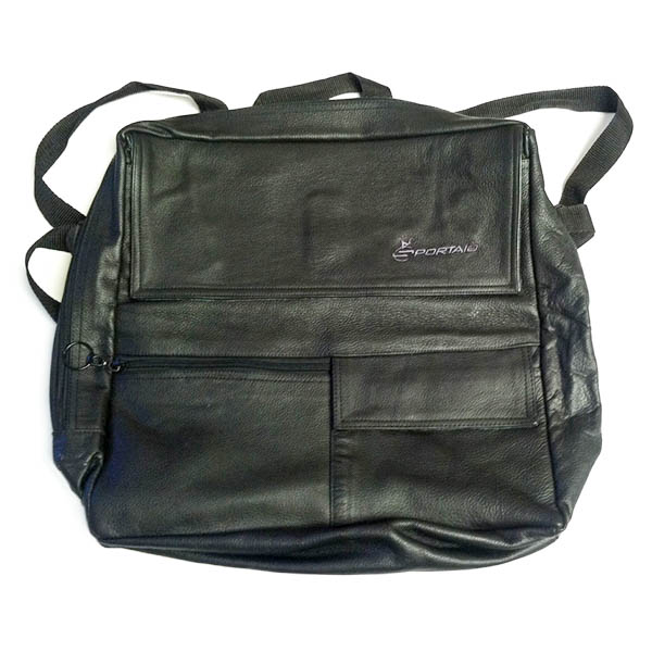 Sportaid Leather Wheelchair Backpack