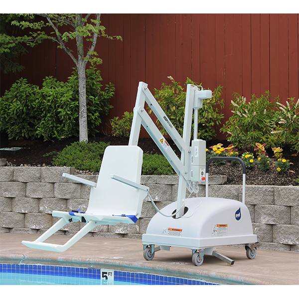 PAL Portable Pool Lift by S.R. Smith ADA-Compliant