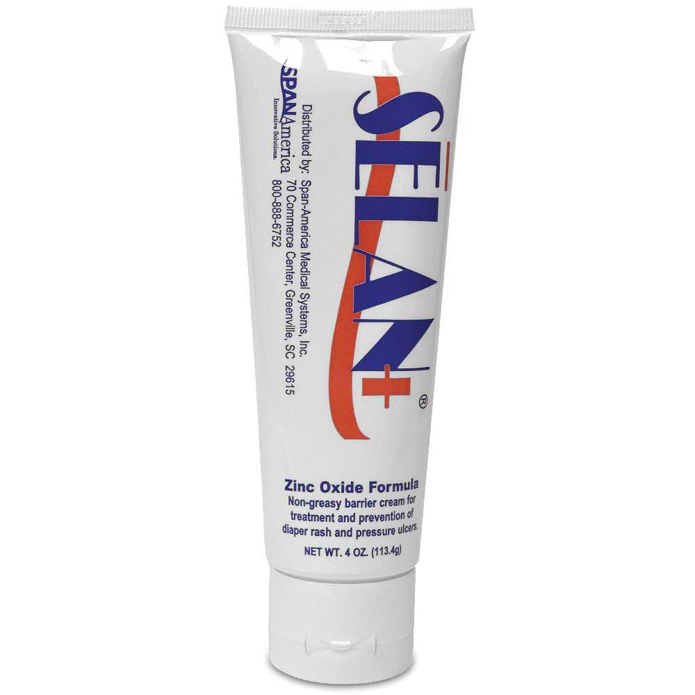 SELAN+ Zinc Oxide Barrier Cream 4oz