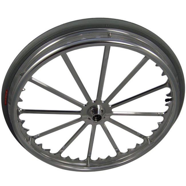 SpinTek Fusion Aluminum Billet Wheels