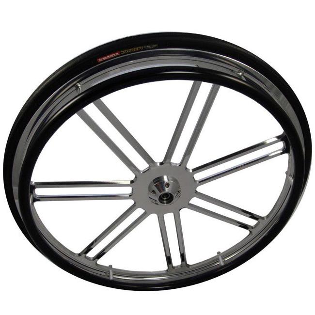 SpinTek Glide Aluminum Billet Wheels