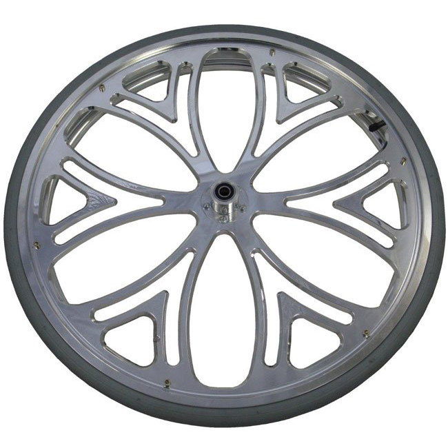 SpinTek Stratus Aluminum Billet Wheels