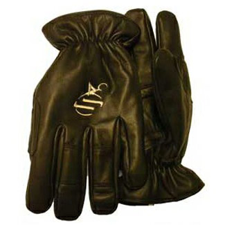 Sportaid Cold Weather Leather Wheelchair Gloves