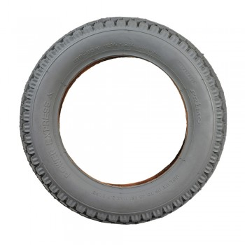 "12.5"" x 2.25"" Grey Tires"