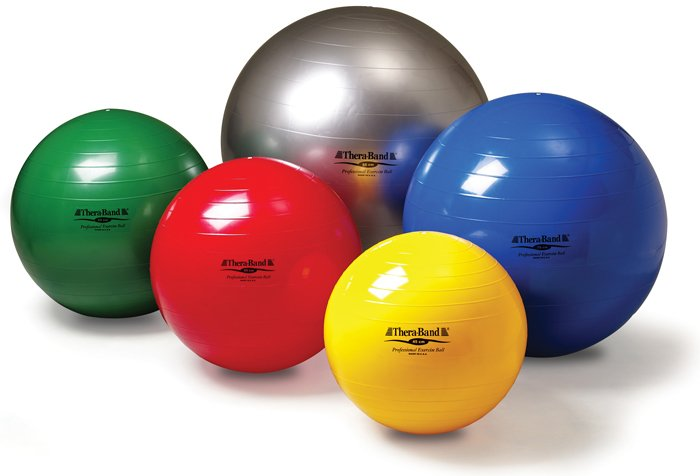 Thera-Band Therapy Balls