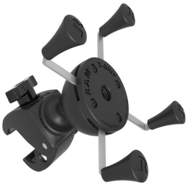 Phone/GPS Holder with Mounting Clamp