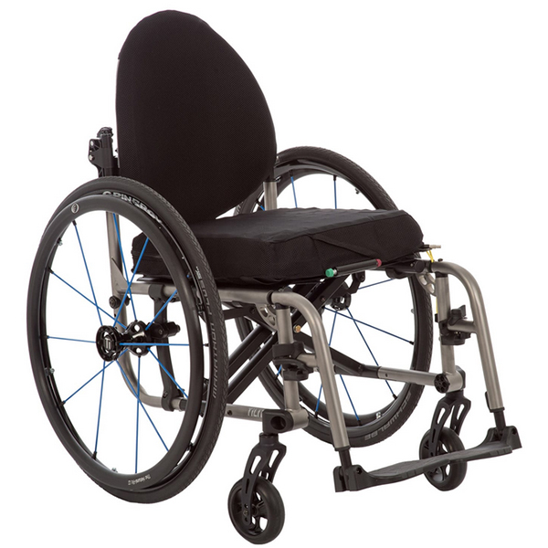 TiLite 2GX Folding Titanium Wheelchair