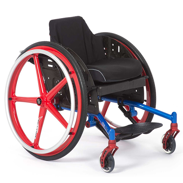 TiLite Pilot Growable Youth Wheelchair
