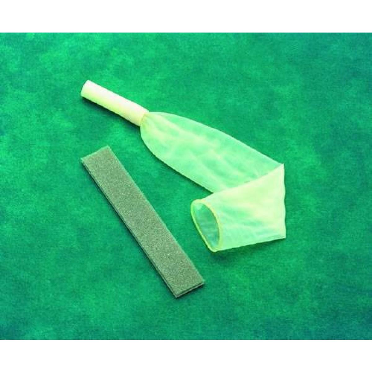 """Texas External Male Catheter w/ 1"""" foam strap"""