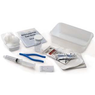 Kendall KenGuard Insertion Tray without Catheter 10cc /30cc