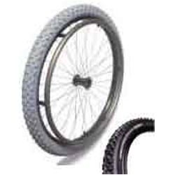 "Wheelchair Off Road Rear Wheels 24"" x 1.95 (50-507)"