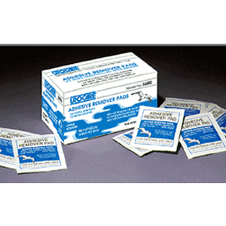 Urocare Adhesive Remover Pads - bx/50
