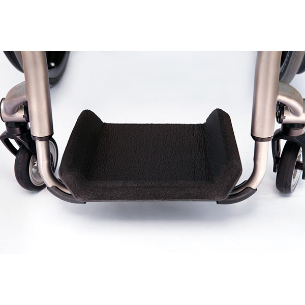 Removable Padded Foot Plate by Wheel Comfort