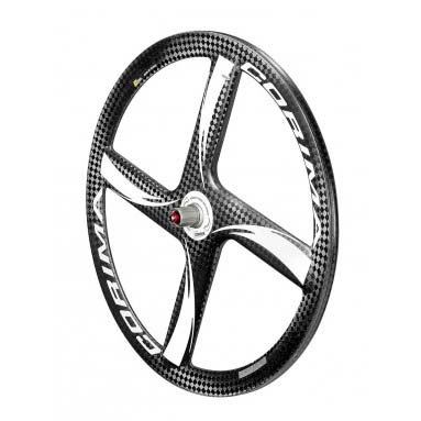Corima Rear 4-Spoke Racing Wheels 700c