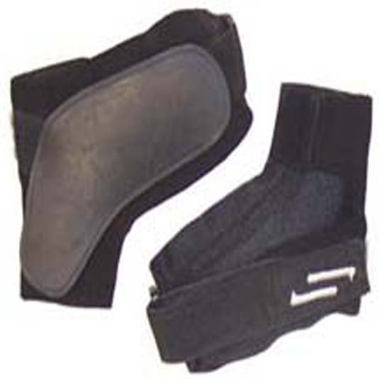 Sportaid Wheelchair Palm Cuff Gloves with 1 Strap