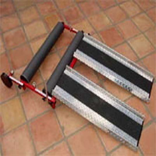 Mclain Wheelchair Training Rollers