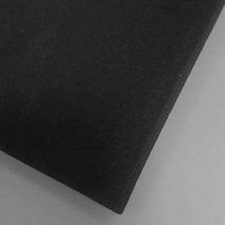 "Black Glove Rubber - Sheet 12"" x 15"""