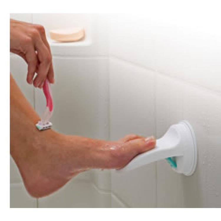Safe-er-Grip Foot Rest