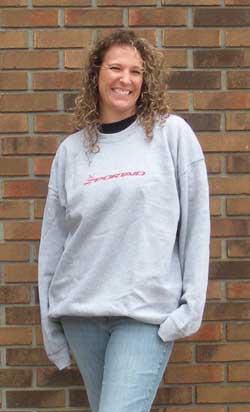 Sportaid Grey Sweatshirt