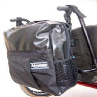 Side Release Strap System for Advantage Bags