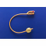 Rusch Gold Foley Catheter 30cc balloon 12Fr - 30Fr