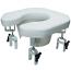 Lumex Open Padded Raised Toilet Seats