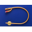 Rusch Gold Foley Catheter 5cc balloon 12Fr - 30Fr