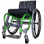 Colours SpaZz Wheelchair