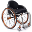 TiLite ZR Rigid Titanium Wheelchair
