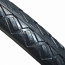 "SHOX G2 Solid Wheelchair Tires 24"", 25"" x 1"" (25-540, 559) Black 110psi Equivalent pair"